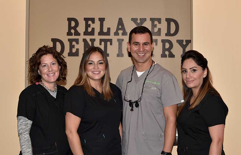 welcome to our dental office in centreville va